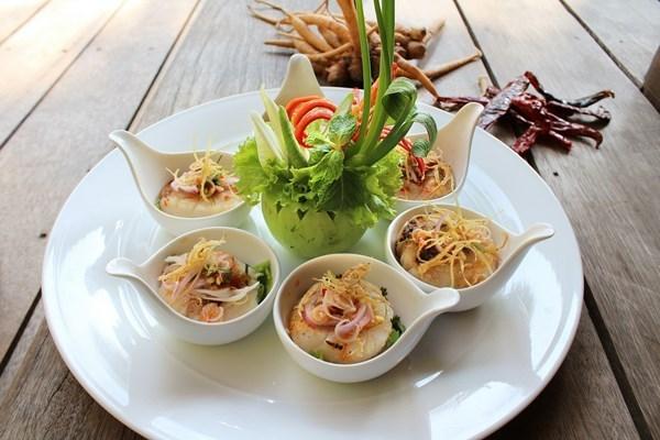Samunprai Thai : Healthy Herb Menu at basil   OpenRice Thailand