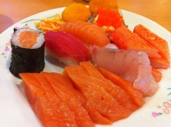 ร้านอาหารญี่ปุ่นไดอิจิ Daiichi (ดินแดง)