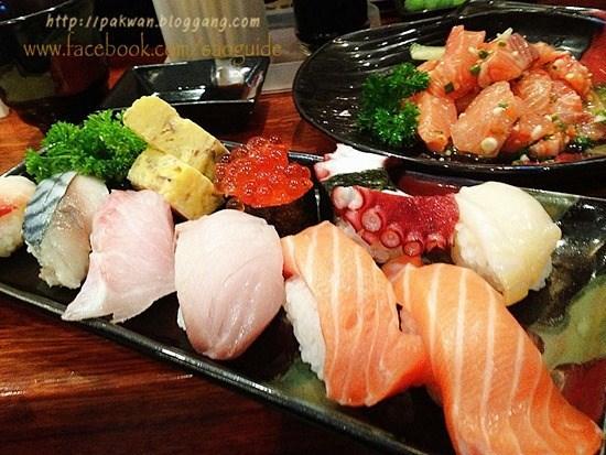 ร้านอาหารญี่ปุ่นซูชิ มาสะ Sushi Masa (เพชรบุรี)