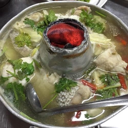 ชวนคุณแม่ไปทานร้านอาหาร วันแม่ 2558 ร้านอาหารครอบครัว หัวปลาช่องนนทรี พระราม 3