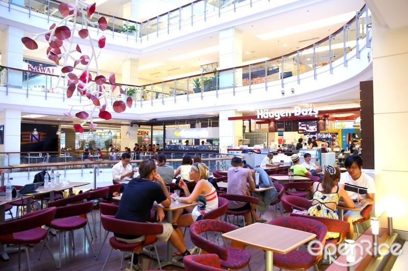 บรรยากาศ ร้านไอศกรีม ฮาเก้น-ดาส Häagen-Dazs สาขาเซ็นทรัลเวิลด์ Central World