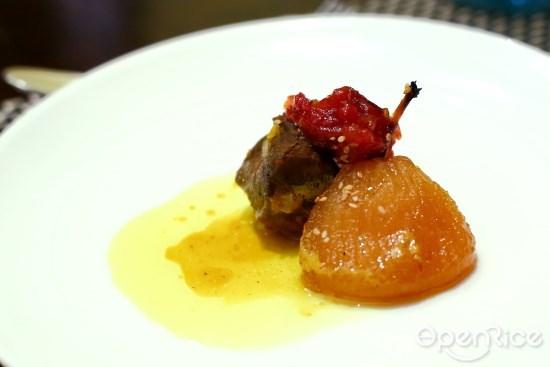 อาหารโมร็อกโก (Morocco) ห้องอาหารบุฟเฟ่ต์นานาชาติปทุมมาศ (Patummat Restaurant) โรงแรม เดอะ สุโกศล กรุงเทพ (The Sukosol Bangkok)