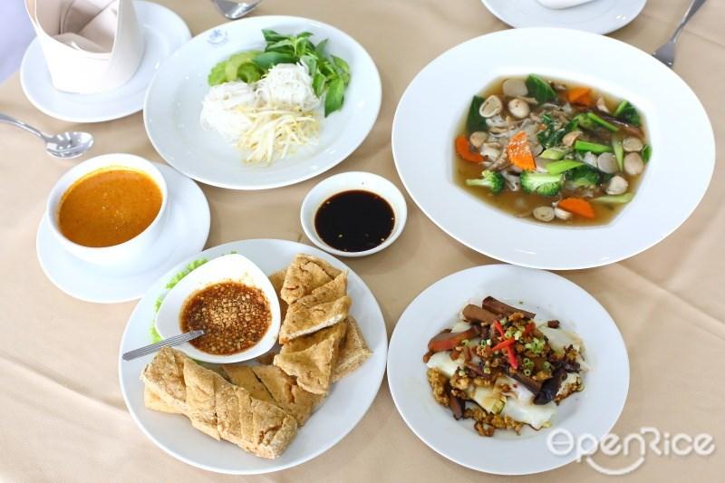 รวมร้านอาหารเจ ต้อนรับเทศกาลกินเจ 2558