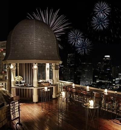รวมร้าน Rooftop ดูพลุ และเคาท์ดาวน์สู่ปี 2016 ไปด้วยกัน! The Speakeasy, Rooftop at Hotel Muse Bangkok