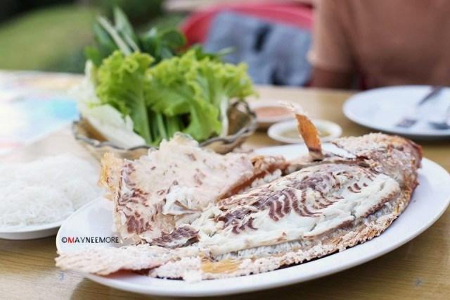 รวมร้านปลาเผาเจ้าเด็ด น้ำจิ้มแซ่บ เอาใจคนรักสุขภาพ ร้าน ปลาเผา เมี่ยงปลาหมุนเหม่งจ๋าย