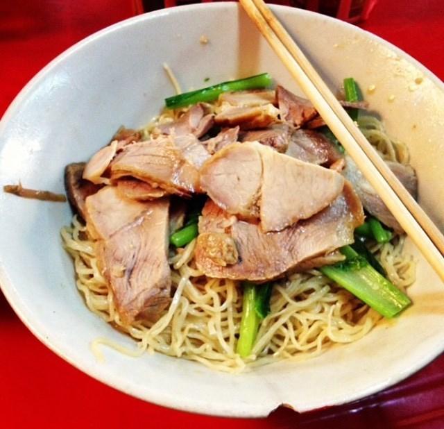 รวมร้านอาหาร เยาวราช ต้อนรับตรุษจีน 2559 ร้าน บะหมี่จับกัง เยาวราช
