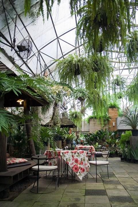 แต่งงานในสวน ร้าน บ้านก้ามปู ร้านอาหารในสวน ย่านเลียบทางด่วนรามอินทรา