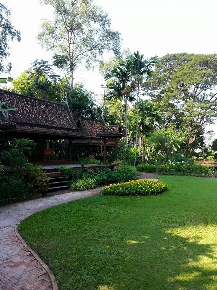 แต่งงานในสวน ร้าน สวนทิพย์ บ้านเจ้าพระยา (Suan Thip Baan Chao Prhaya) ร้านอาหารในสวน ปากเกร็ด