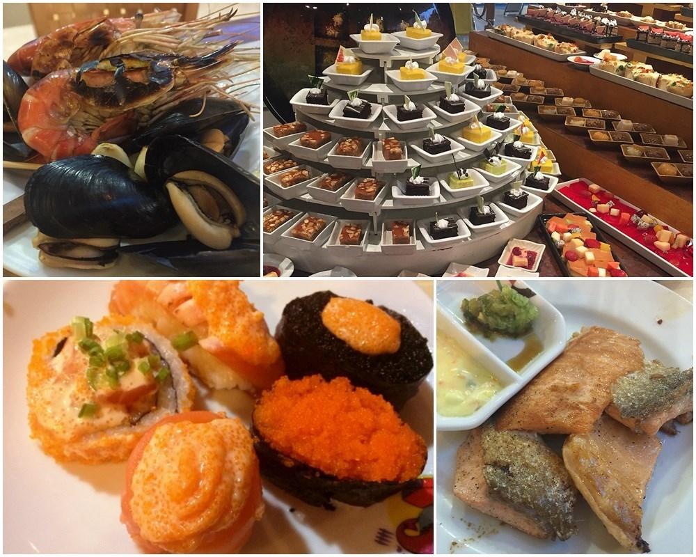 ห้องอาหาร ไดอิจิ โรงแรม The Emerald : ร้านเด็ดห้วยขวาง