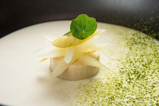 หน่อไม้ฝรั่งขาว White Asparagus