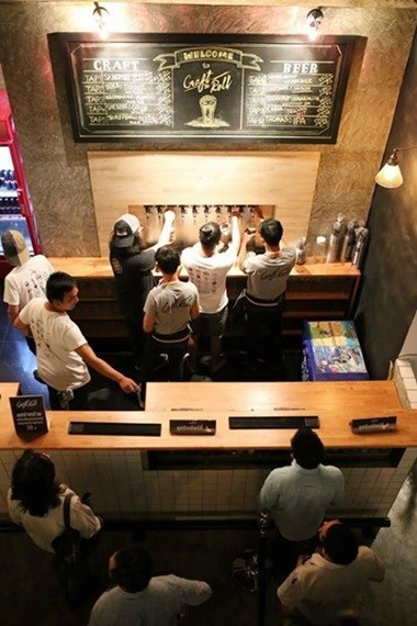 ร้านเบียร์สด ดราฟท์เบียร์