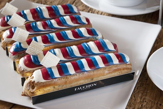 ขนมฝรั่งเศสวันชาติฝรั่งเศส