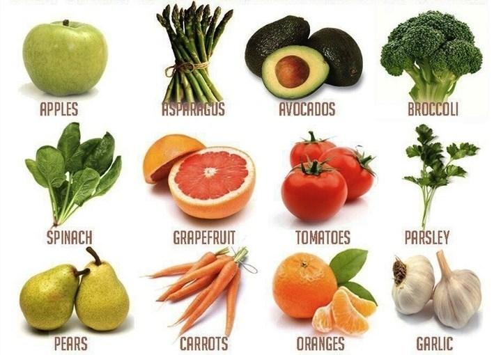 กลูต้าในอาหารธรรมชาติ