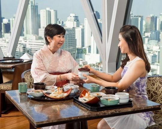 วันแม่แห่งชาติ 2559 @ The Okura Prestige Bangkok