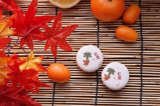 ชุดน้ำชายามบ่าย Autumn Theme @ Up & Above bar