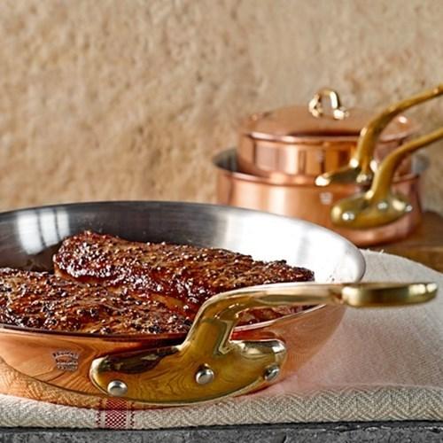 ข้อดีข้อด้อยใช้กระทะทองแดงทำอาหาร