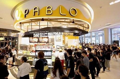 แถวร้าน Pablo