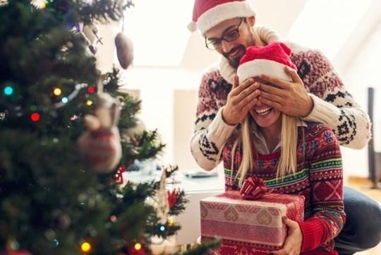 บุฟเฟ่ต์มื้อค่ำวันคริสต์มาสอีฟ