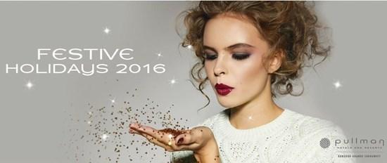 Festive Holiday 2016 Pullman Grande Sukhumvit