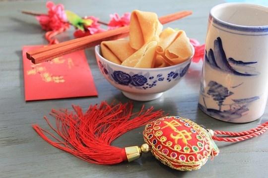เทศกาลวันตรุษจีน 2017 บุฟเฟ่ต์อาหารจีน