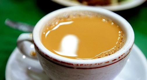 ชานมจากฮ่องกง เครื่องดื่มดับกระหายคลายร้อน