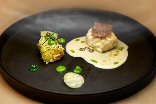 ร้านซูห์ริ่ง (Sühring) 50 ร้านอาหารยอดเยี่ยมแห่งเอเชียปี 2017 สนับสนุนโดยซาน เปลเลกริโน และอัคควา ปันน่า