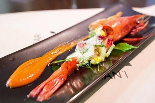 เลอ ดู (Le Du) 50 ร้านอาหารยอดเยี่ยมแห่งเอเชียปี 2017 สนับสนุนโดยซาน เปลเลกริโน และอัคควา ปันน่า