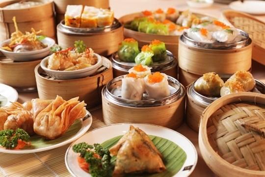 อาหารจีน ติ่มซำ ลก หว่า ฮิน โนโวเทล กรุงเทพ สยามสแควร์