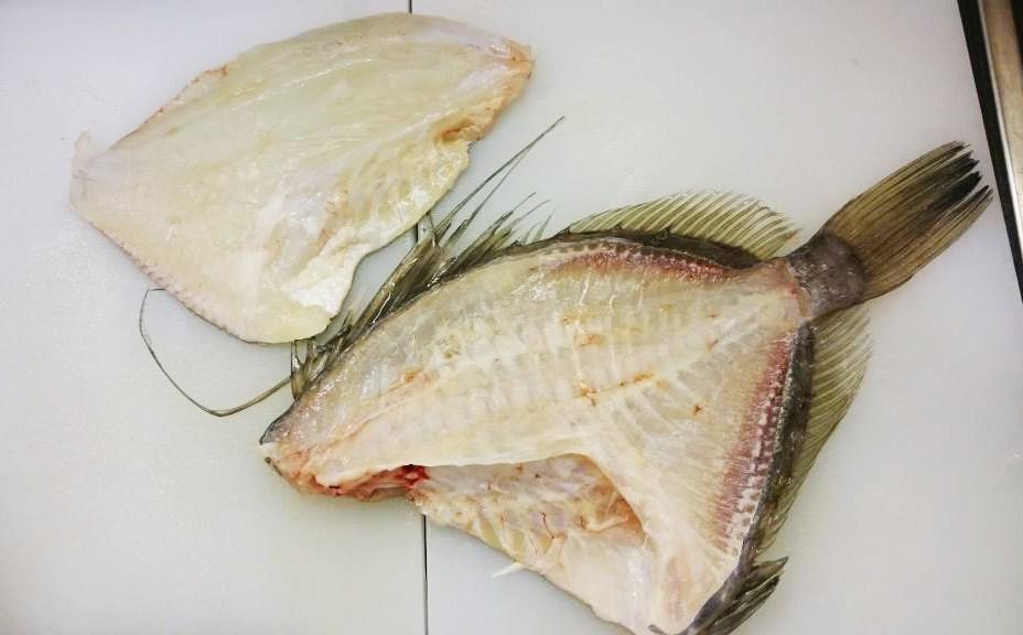 เนื้อปลาจอห์น ดอรี่ (John Dory)